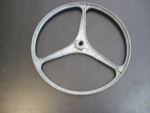 Whirlpool ékszíjtárcsa,bontott.298x13x16mm.pl:AWT2205 Ára:2200FT