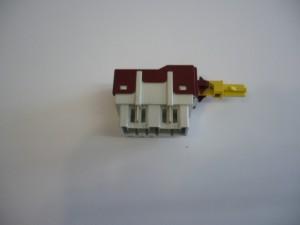 Zanussi 6+2 érintkezős nyomókapcsoló (eredeti) Ára:4300Ft