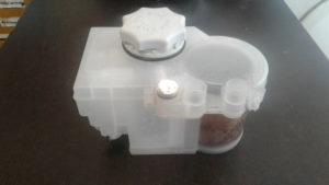 Candy mosogatógép sótartály