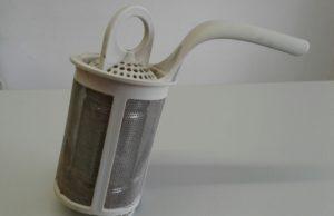 Zanussi DE6844 mosogatógép szűrő